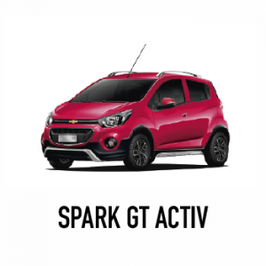 Chevrolet Spark Gt Active